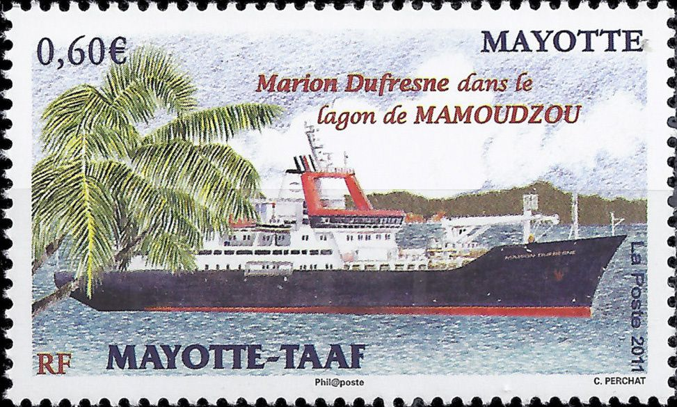 MD 2011 TAAF Mayotte