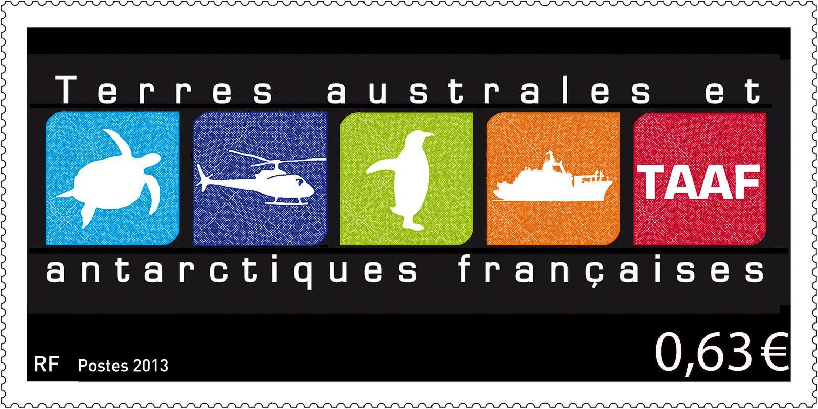 Image 1 Nouveau logo des TAAF