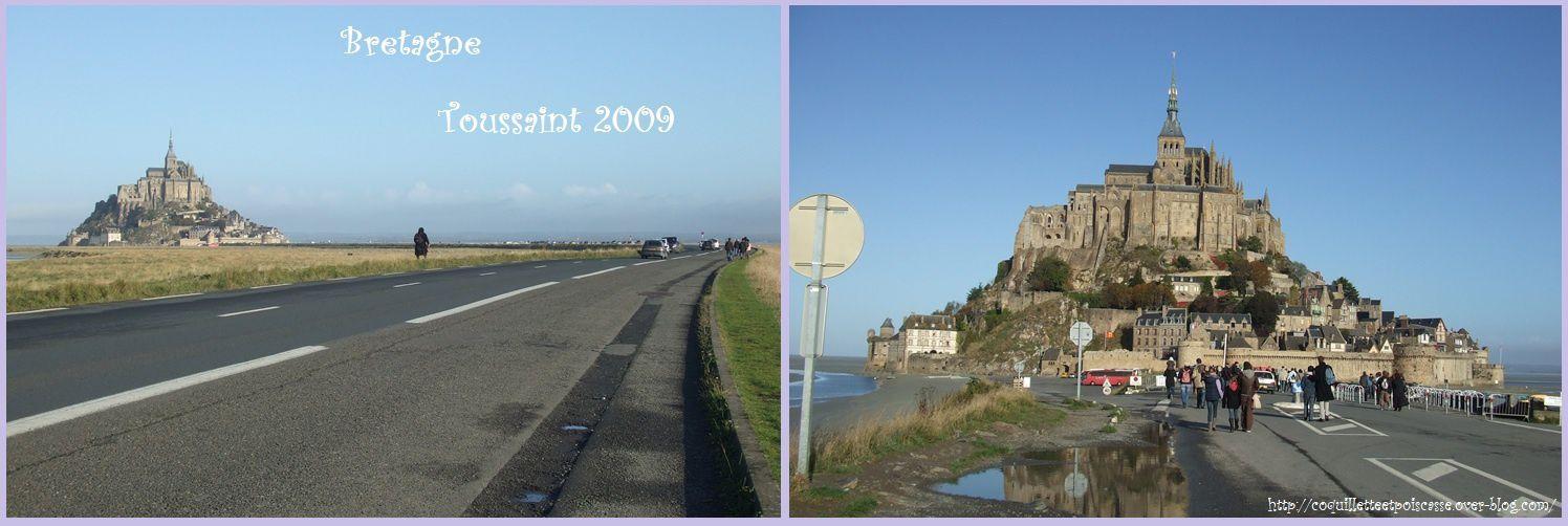 Un bout de Bretagne... 1ère partie