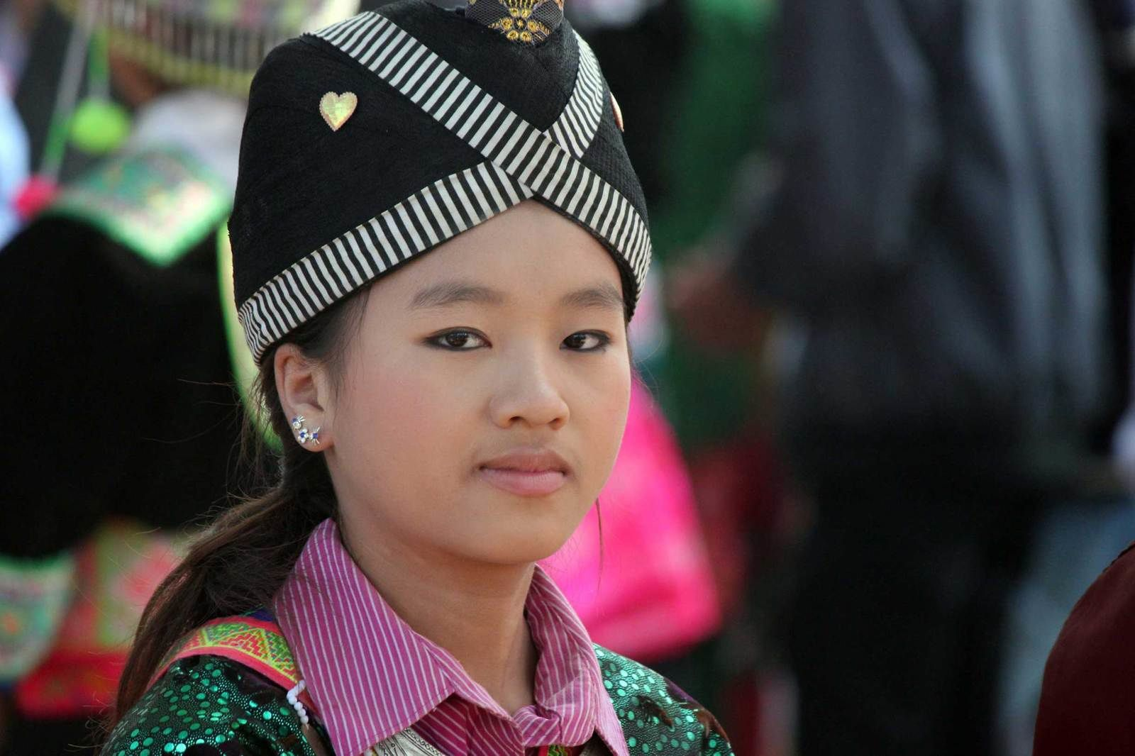 Au fil du Mekong (1) : Visages du Laos...