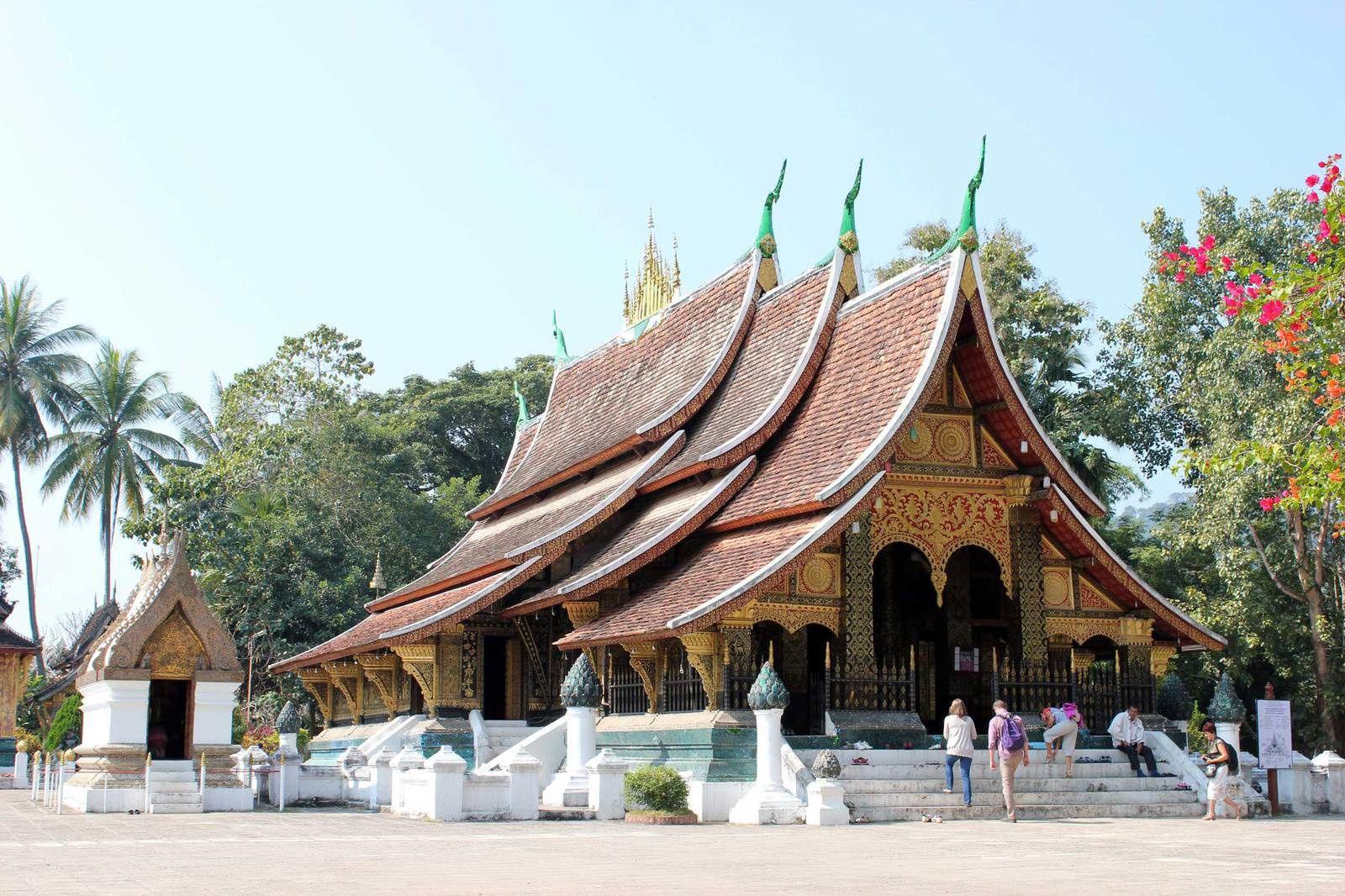 Au fil du Mekong (2) : La cité du Bouddha d'or..