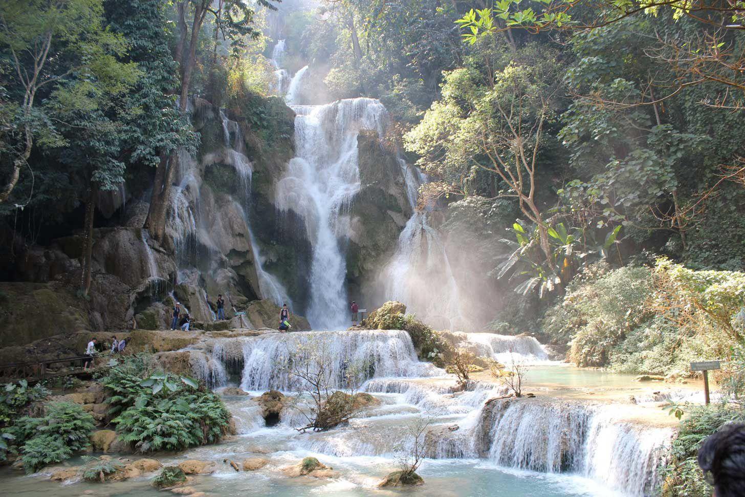Au fil du Mekong (3) : sur le chemin des H'mongs...