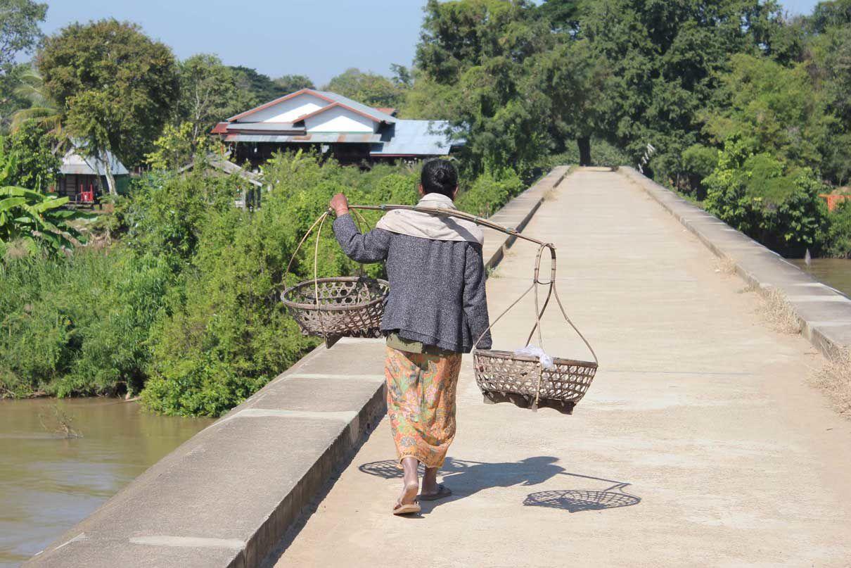 Au fil du Mékong (7) : les 4000 îles....