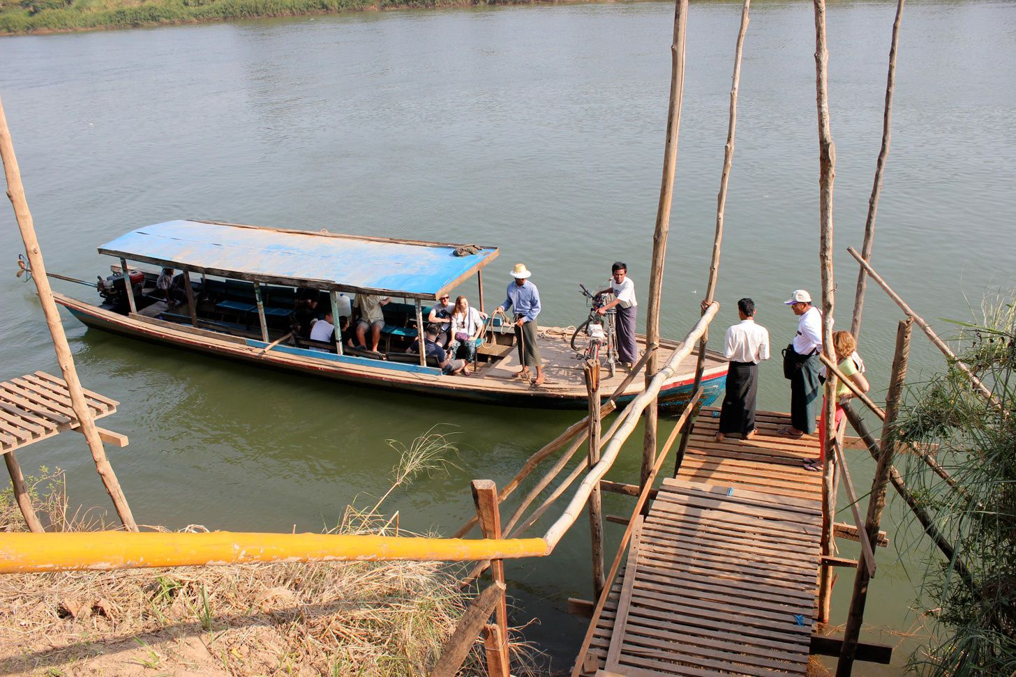 Rêveries birmanes (5) : sur les traces des royaumes du passé...