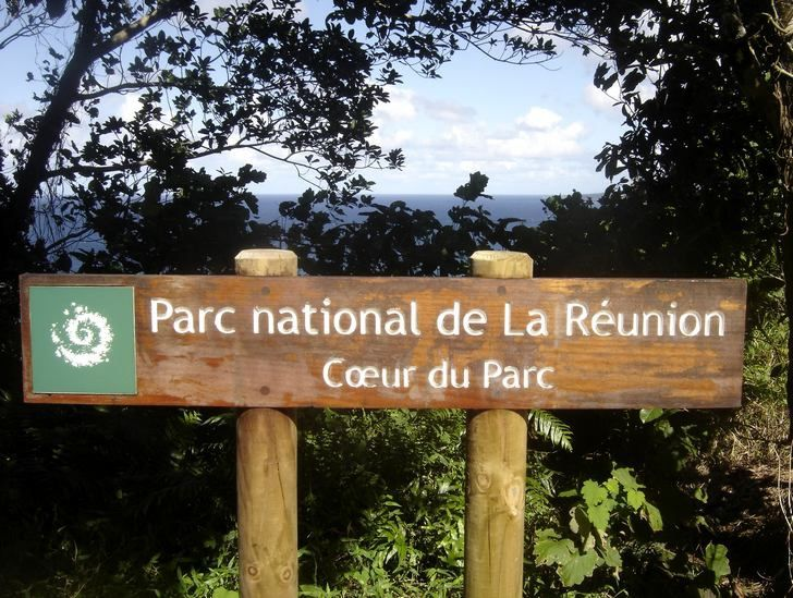 Sale temps pour le parc national....