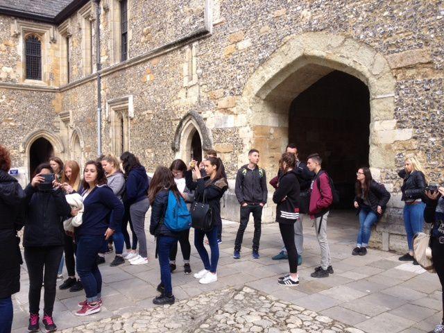 Angleterre - Collège universitaire
