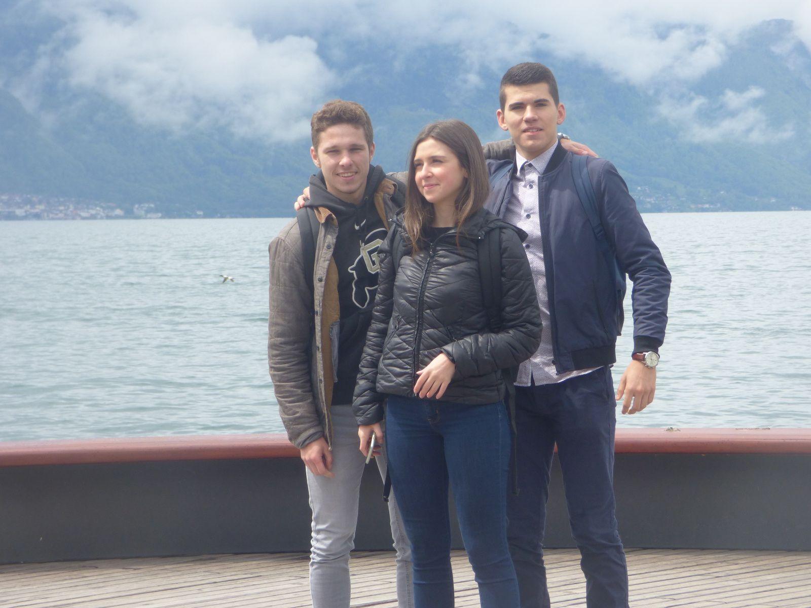 Journée à Montreux - 1