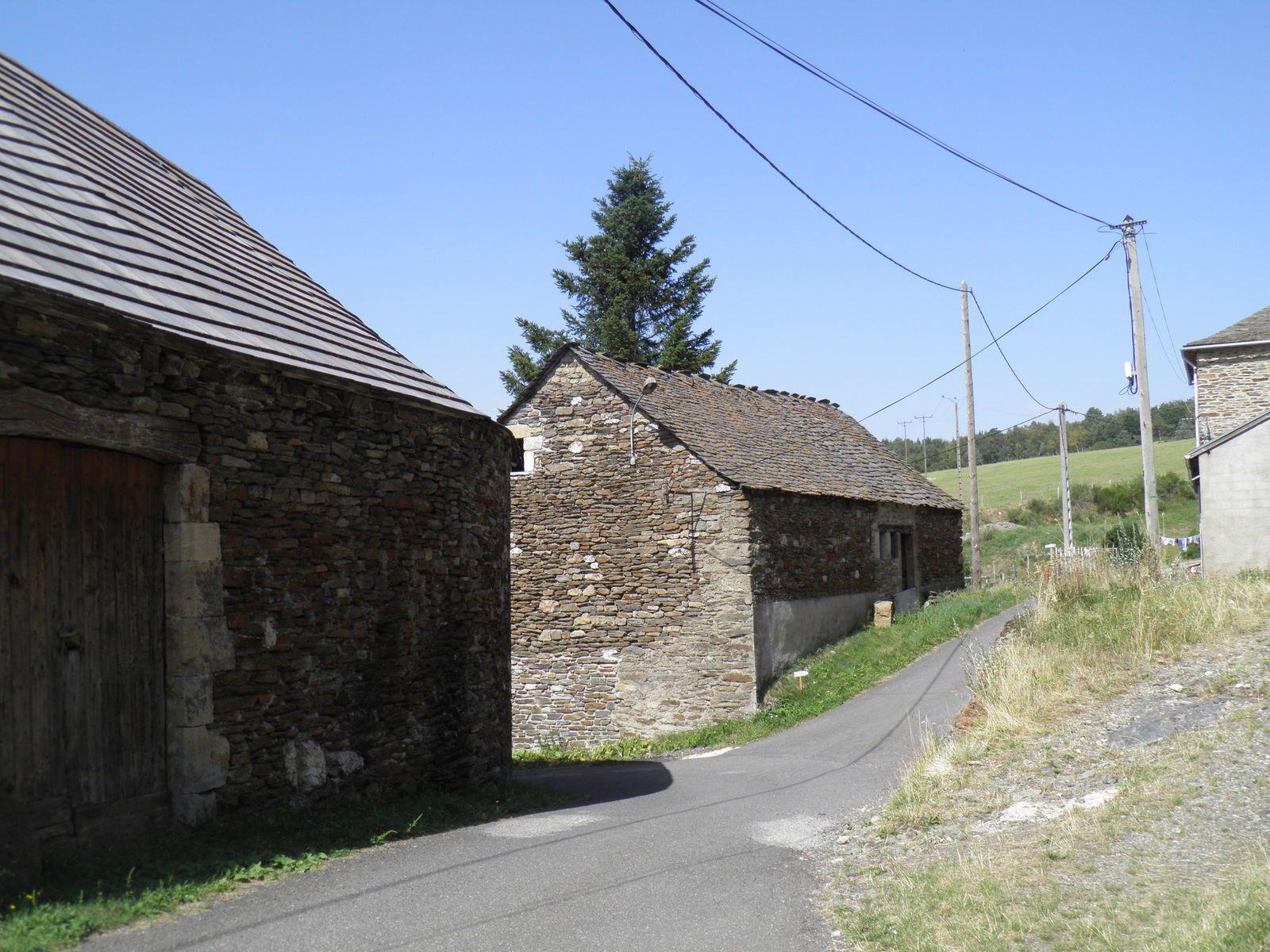 Les Alpiers Cubière en Lozére (Famille Vidal)