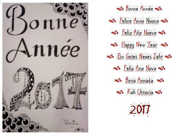 Meilleurs Vœux pour cette Nouvelle Année........KarineAnCo.........................