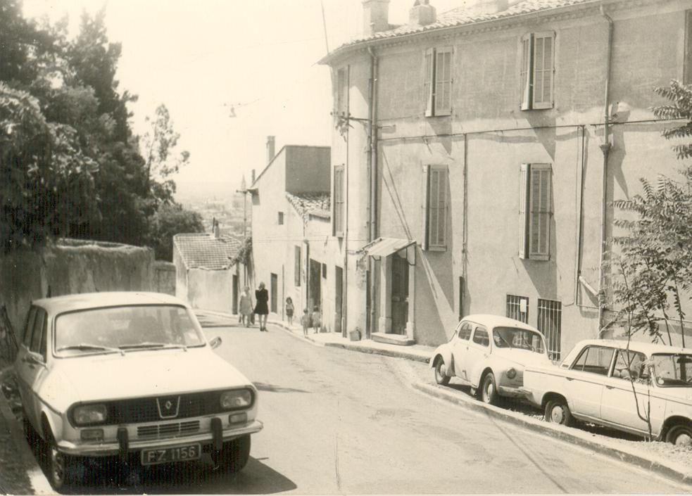 N comme Nîmes dans le Gard