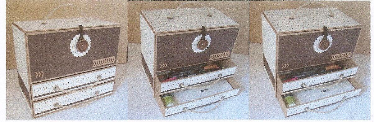 bo te de rangement atelier du mercredi 27 avril art cr atif du fil d 39 argent. Black Bedroom Furniture Sets. Home Design Ideas