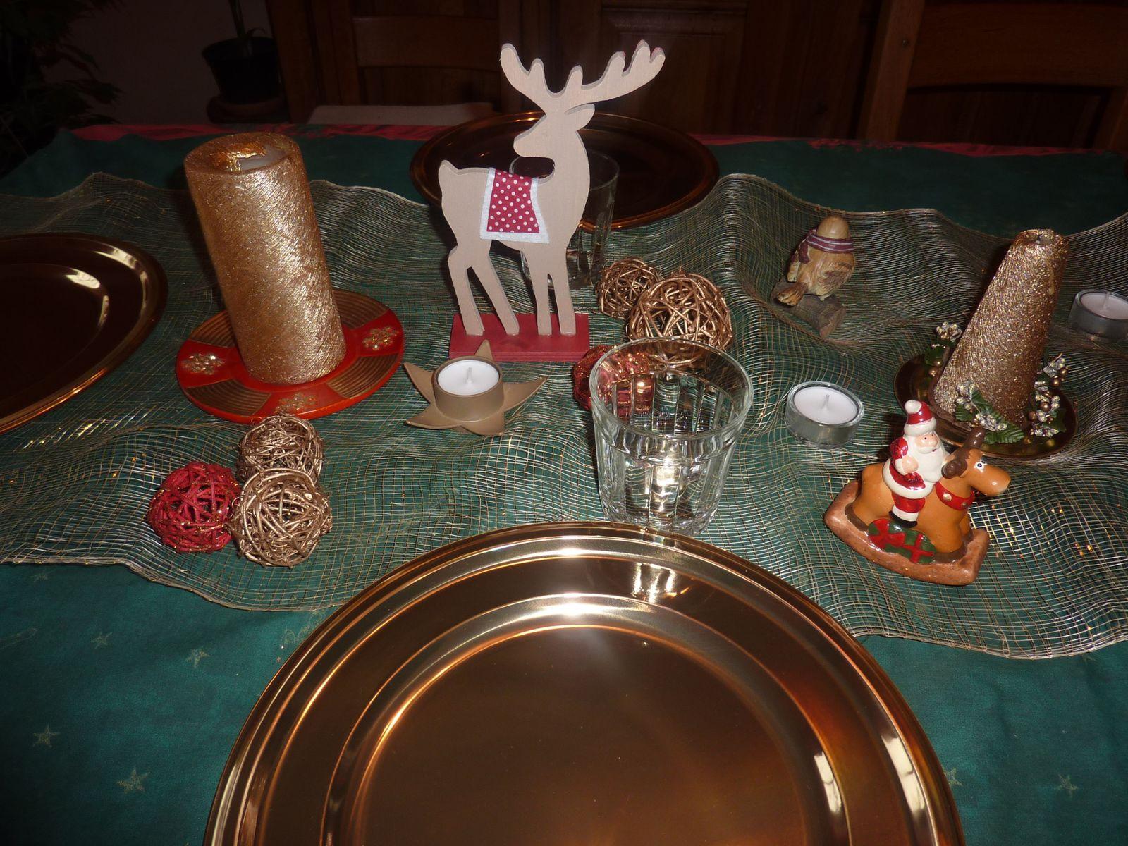 #9E5C2D Déco De Table De Noël Madecodetable.over Blog.com 6279 Decoration De Table Pour Noel Gratuit 2100x1574 px @ aertt.com