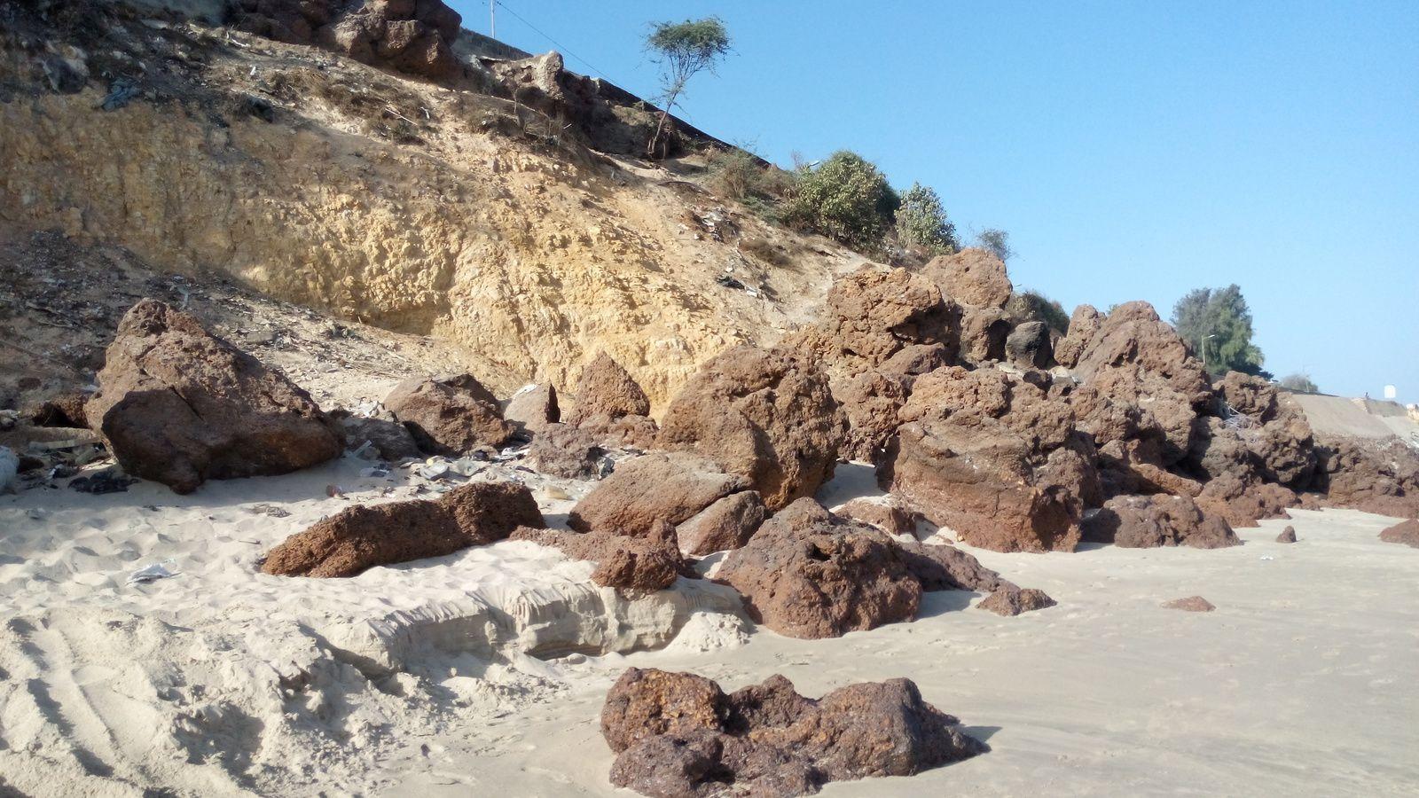 Découverte d'une autre plage
