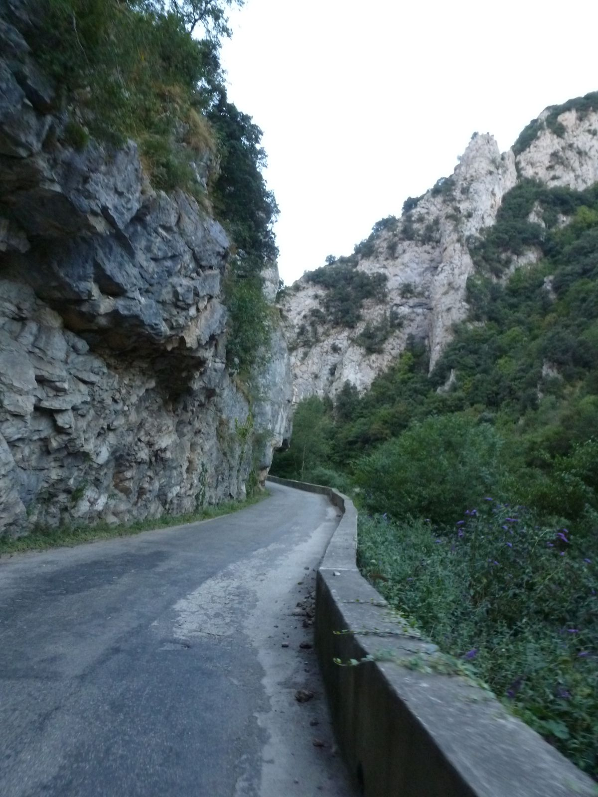 Séjour pays Cathare (5/6) - Col de Jau