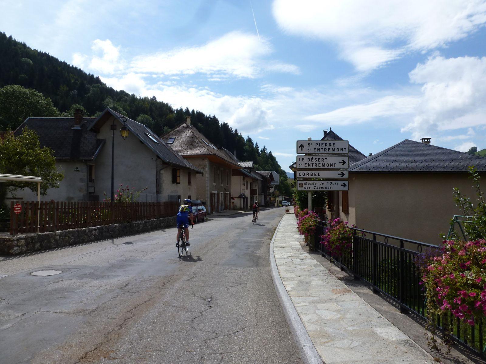 7 septembre 2013 - Mont du Chat et Chartreuse