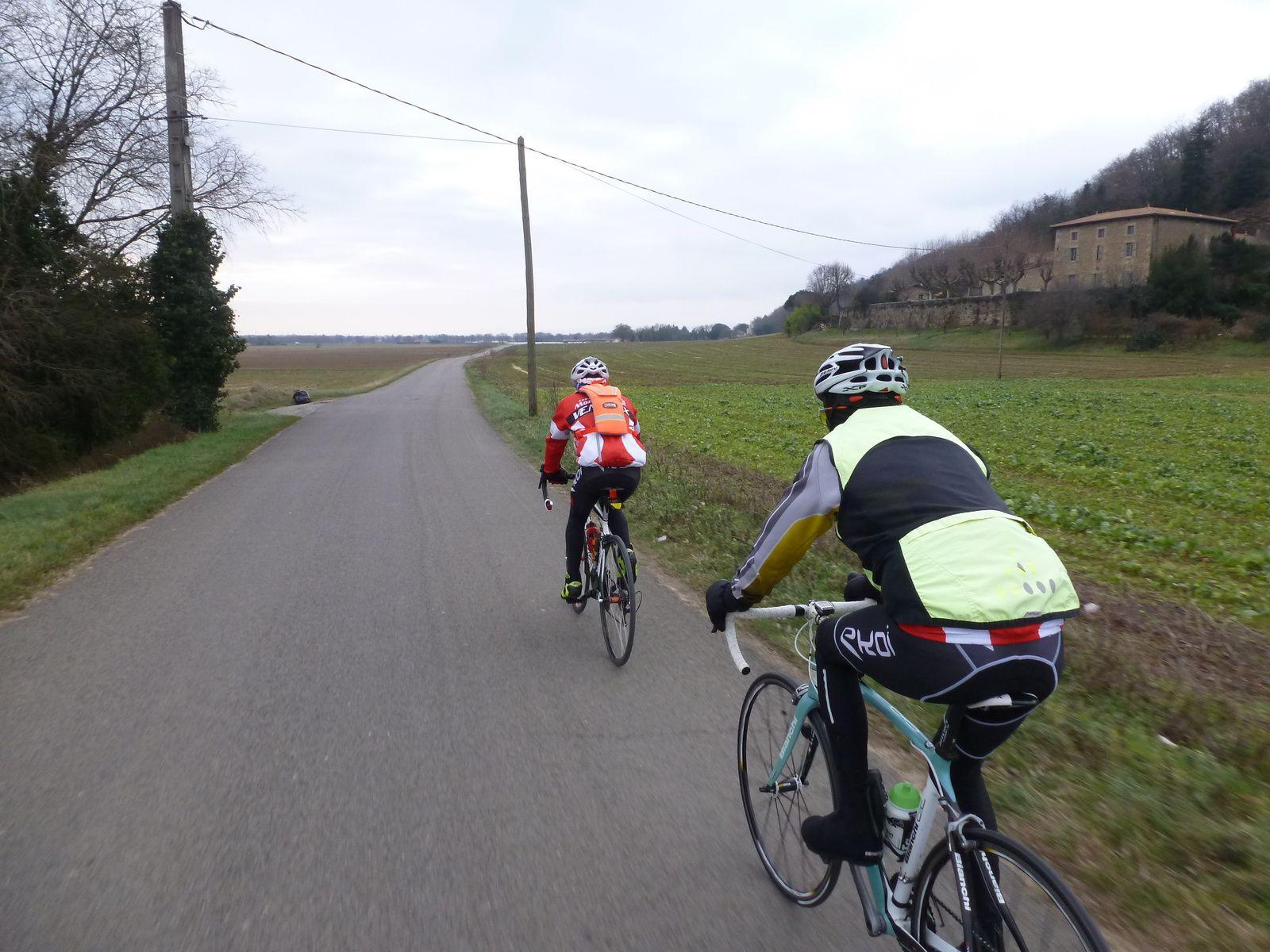 31 décembre 2014 - Les 10 000km à Saint Sylvestre