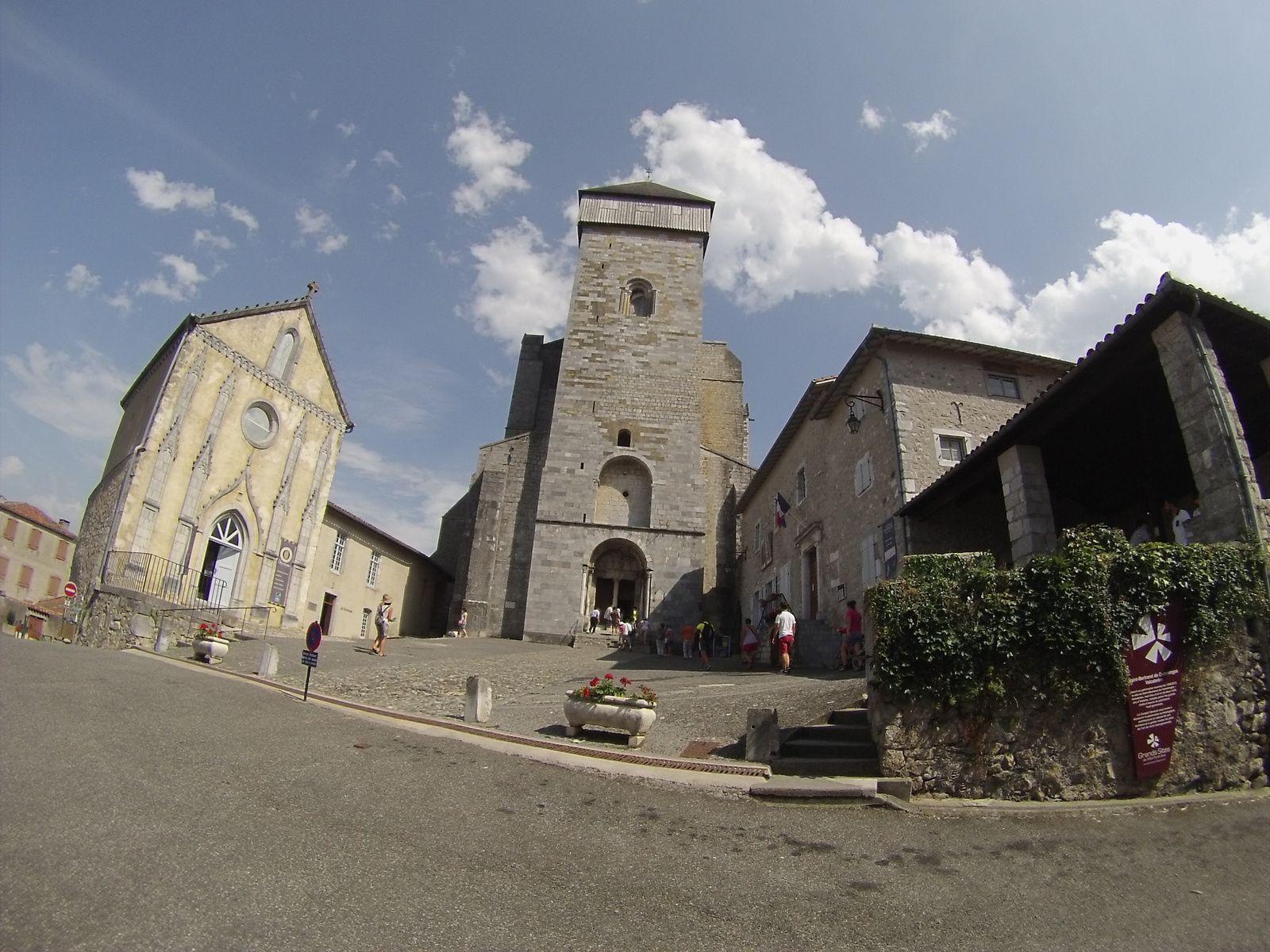 Saint Bertrand de Comminges: la cathédrale Sainte Marie