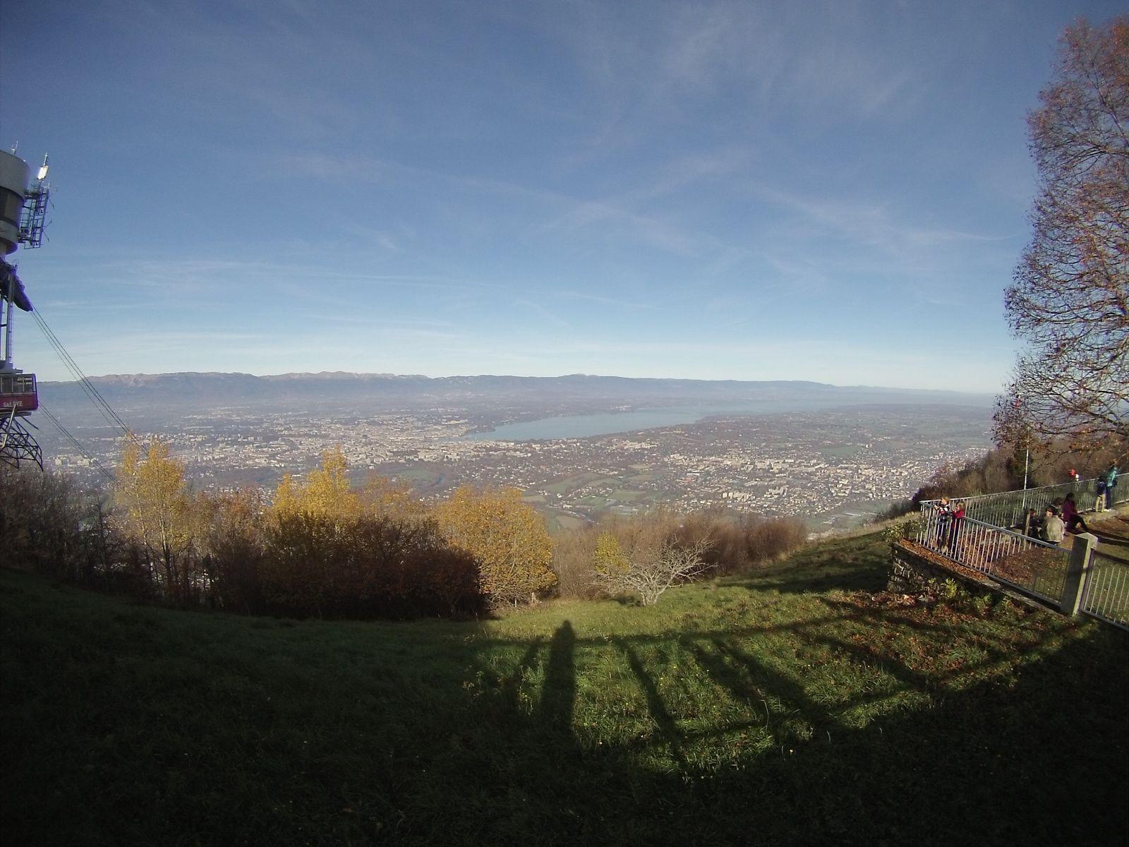 8 novembre 2015 - Cardio rase-moquette au Salève
