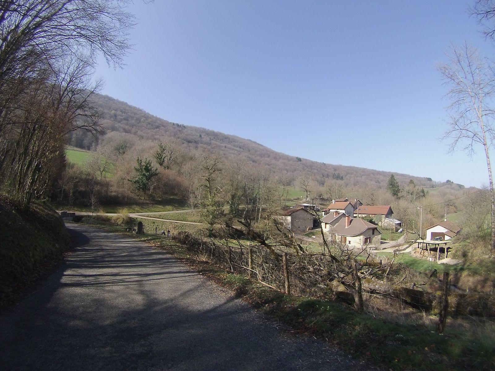 19 mars 2016 - Raid à travers le Bugey, les plaines de l'Ain et de l'Isère