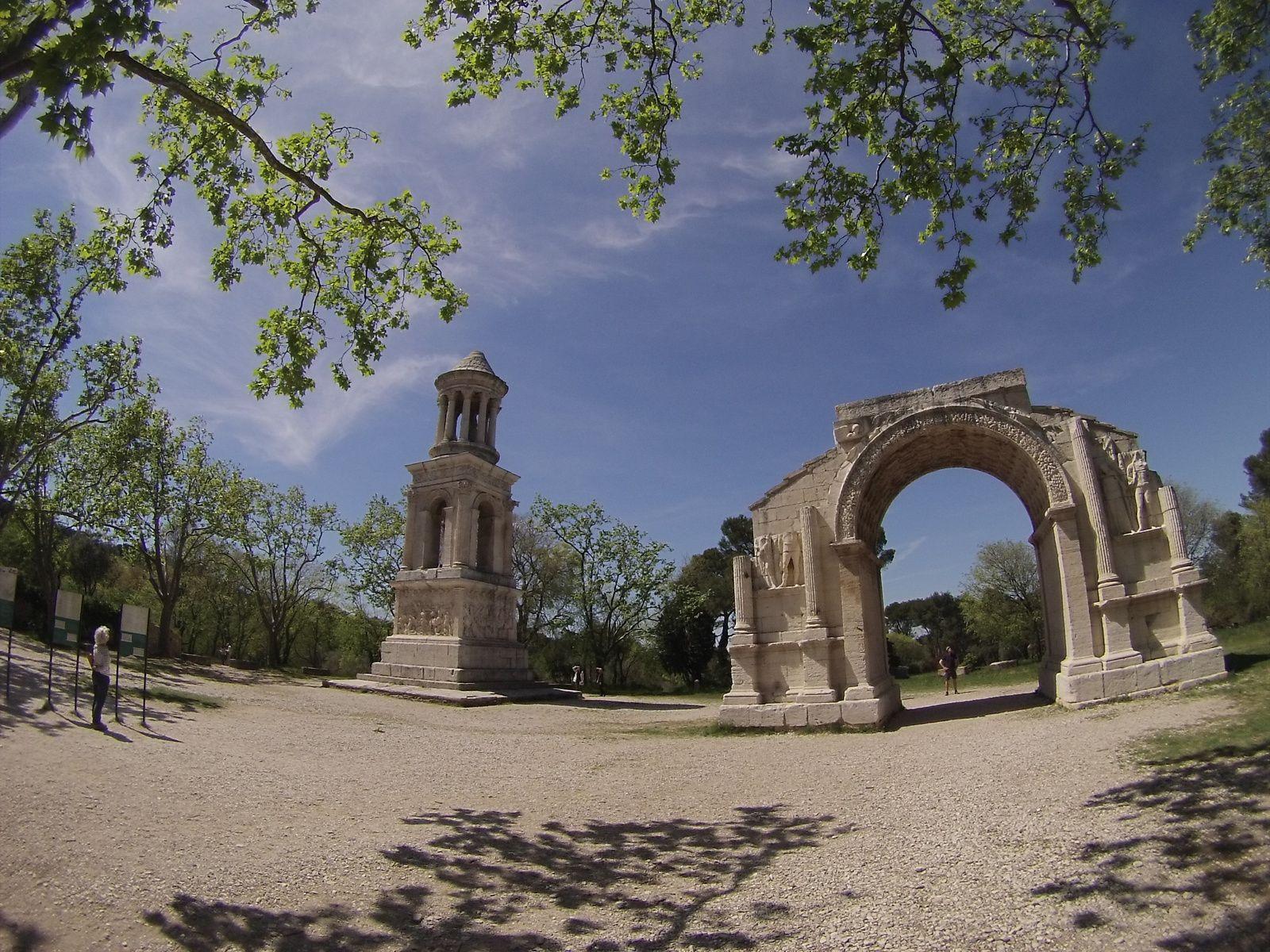 29 avril 2016 - Découverte des Baux de Provence