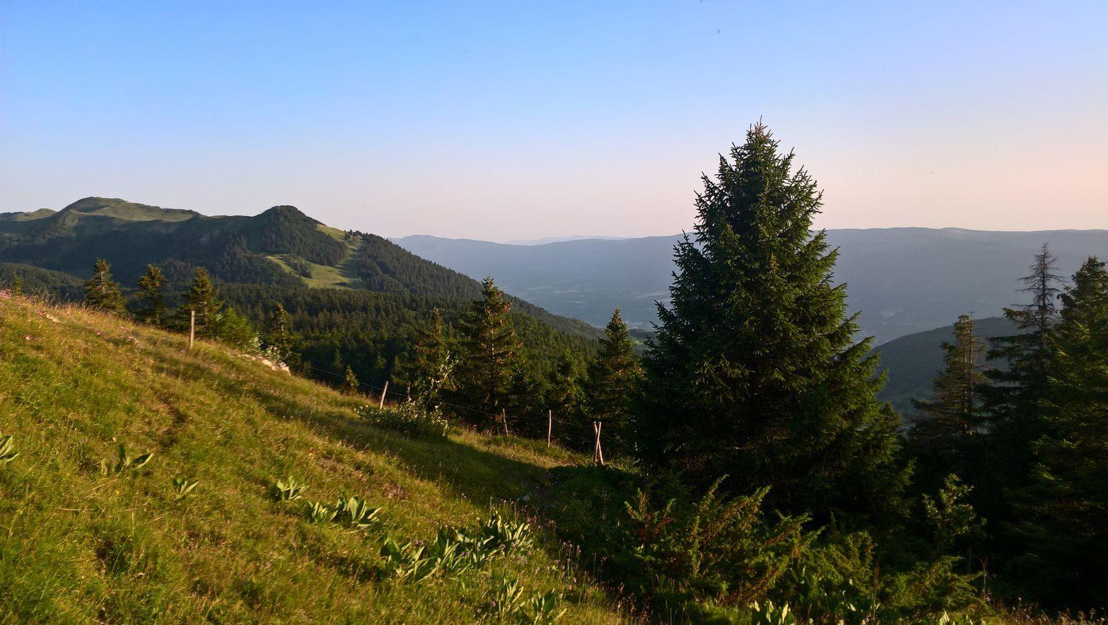 7 juillet 2017 - VTT Monts Jura