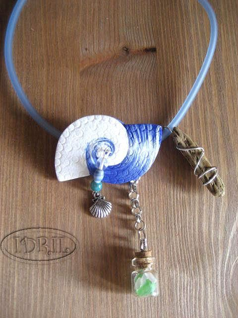 "collier "" nouveau brunswick"" par Idril"