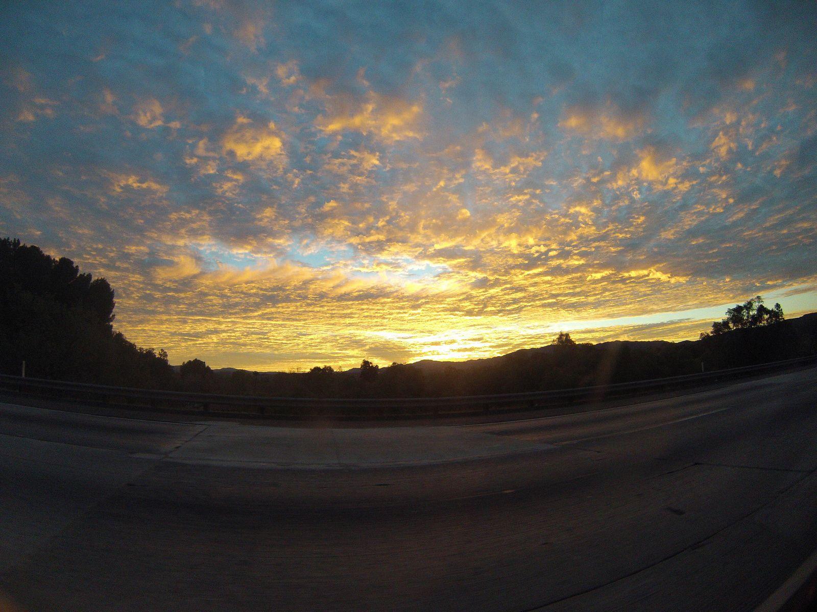 L . A... Californie