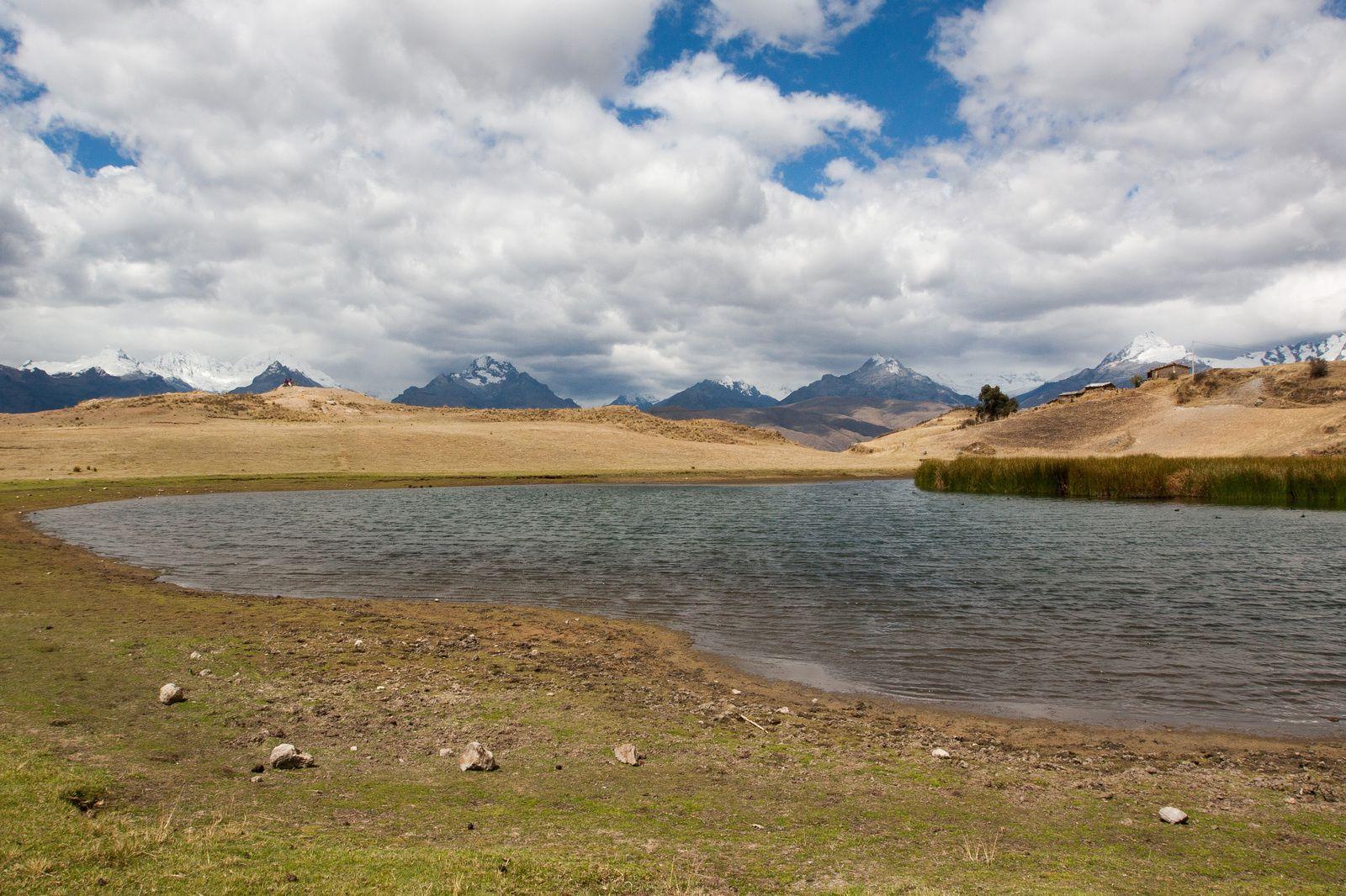 Laguna Wilcacocha, Huaraz, Pérou