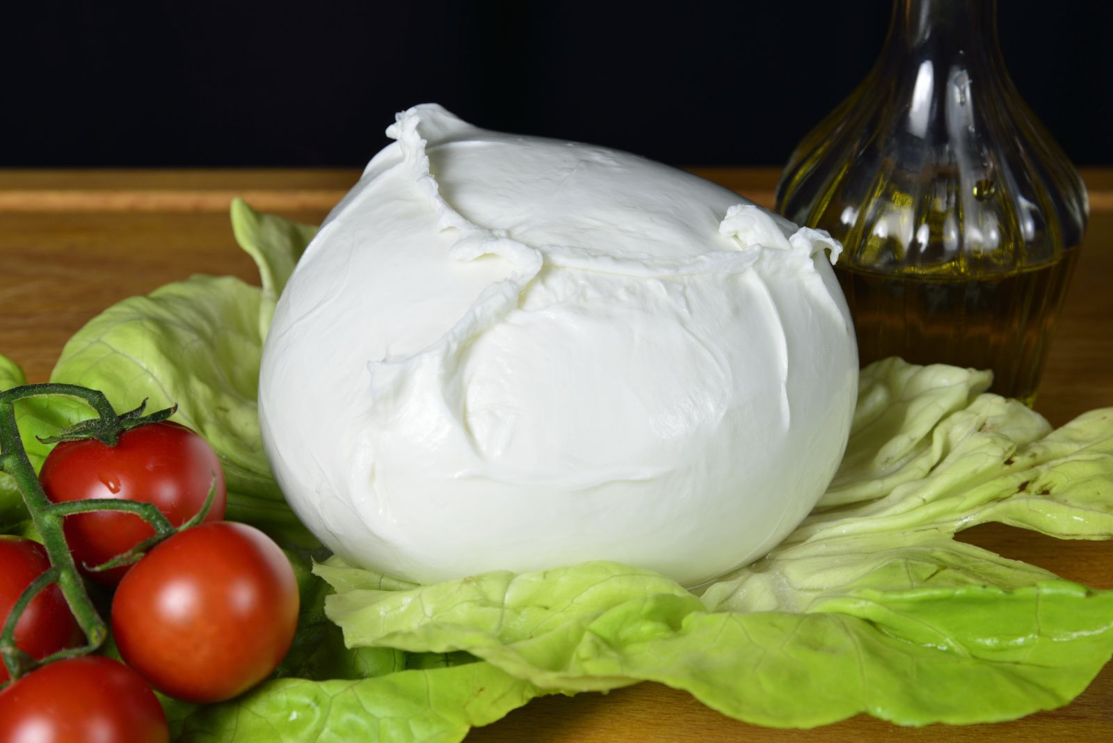 La vrai, l'authentique, l'unique...mozzarella di Bufala