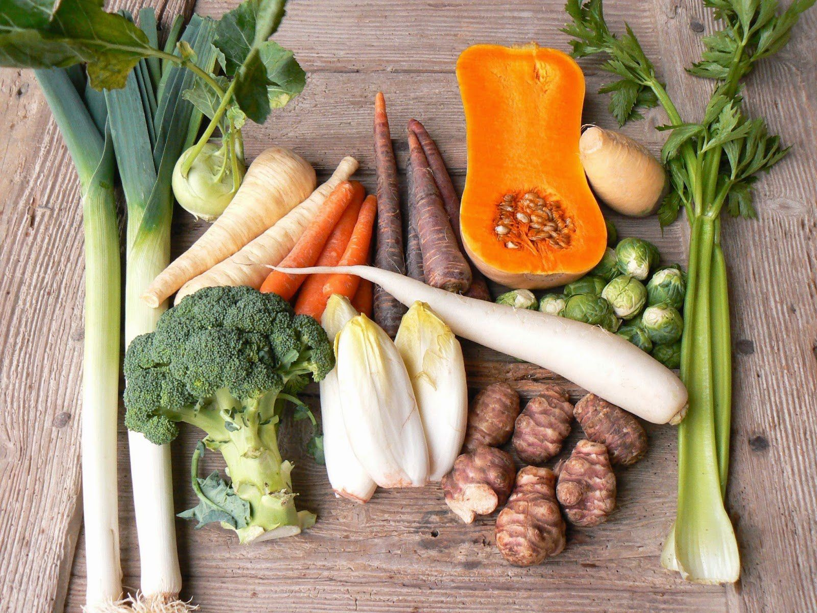 L'importance des légumes de saison pendant les fêtes