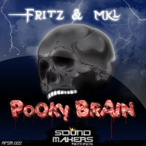 Fritz &amp&#x3B; MKL - Pooky Brain (Sound Makers records/2010)
