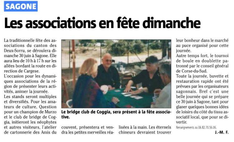 """Publié dans """"Corse-Matin"""" de vendredi 28 juin"""