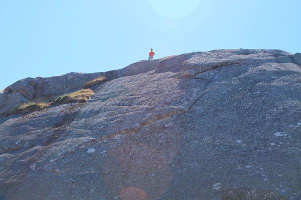 Poggiolo vu du  ciel (3/3): du sommet du Tretorre