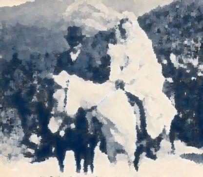 Les légendes de chez nous ( 2/7): la Sposata ou la fille au cœur dur