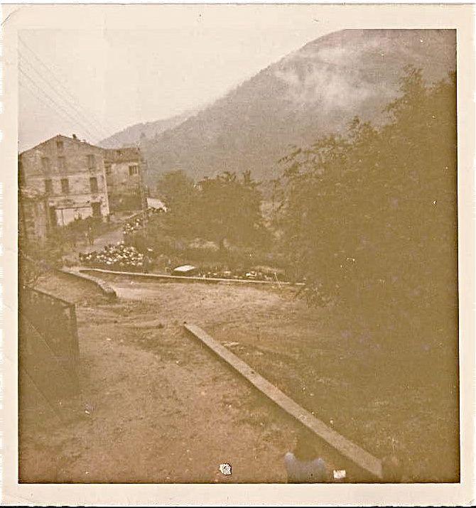 Quand la transhumance passait par Guagno-les-Bains