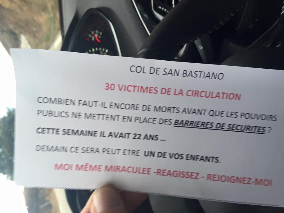L'hécatombe de San Bastiano: une initiative à soutenir