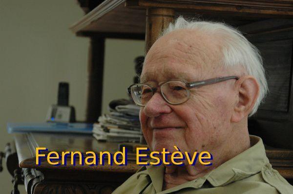 Père ESTEVE, dernier curé résident de Guagno, Soccia, Orto et Poggiolo.