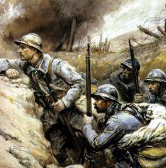 La Grande Guerre et Saint Elisée