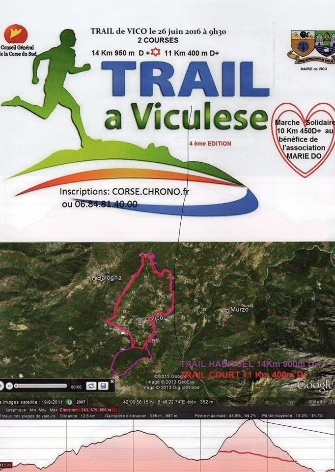 Courir dans la montagne le 26 juin