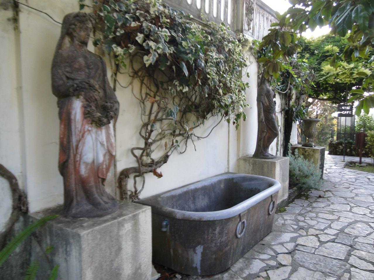 Une baignoire de Guagno-les-Bains a été retrouvée!
