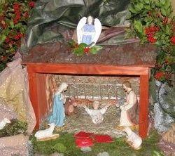Les cérémonies de Noël dans le haut-canton