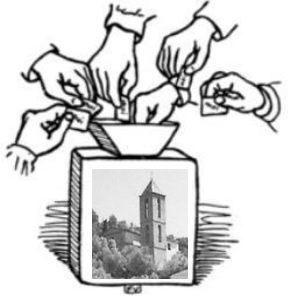 Qu'a donné le premier tour de l'élection législative à Poggiolo?