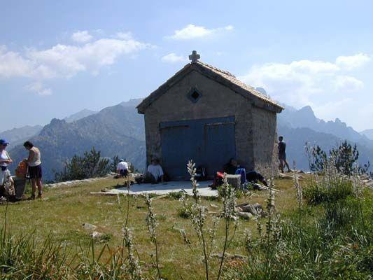 Chapelle saint Elisée