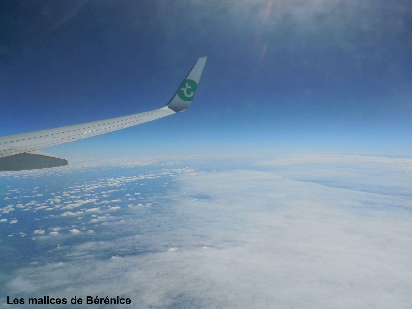 Airplanes, lieu de prise : au dessus du Portugal