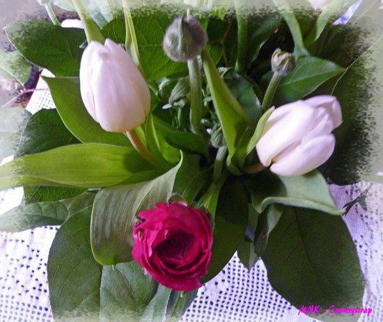 C'était pour la Saint Valentin ......