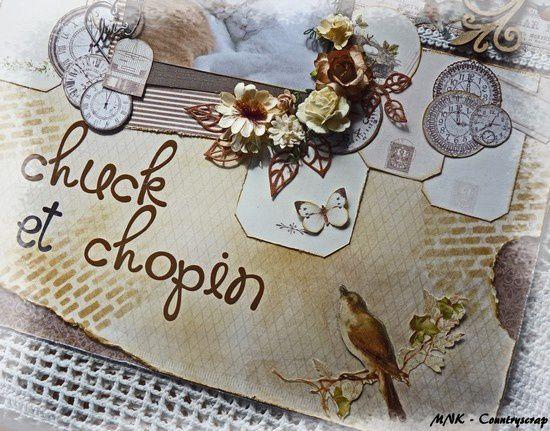 Chuck et Chopin ....