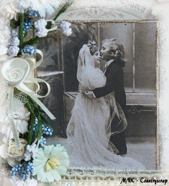 Pour leur mariage ...