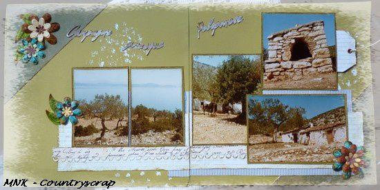 Notre voyage dans le Péloponèse se poursuit ...