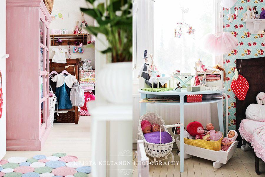 Chambre d'enfants, partie 2