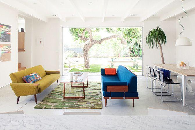 Maison à Loz Feliz, California
